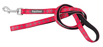 FuzzYard Dog Lead El Fuego Small
