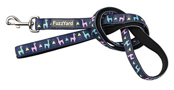 FuzzYard Dog Lead No Probllama Small
