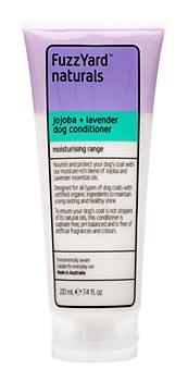 FuzzYard Dog Conditioner Moisturising Jojoba and Lavender 220ml