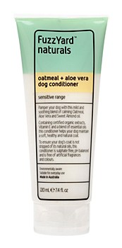 FuzzYard Dog Conditioner Oatmeal and Aloe Vera 220ml