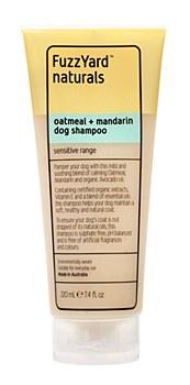 FuzzYard Dog Shampoo Oatmeal and Mandarin 220ml