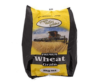 Green Valley Grains Premium Wheat 5kg Poultry Food