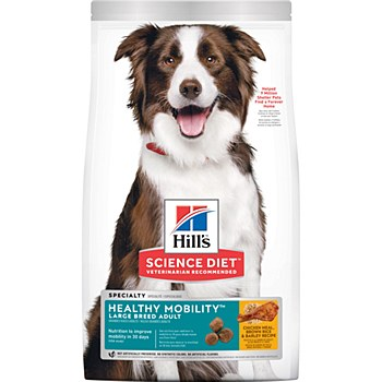 Hill's Science Diet Canine Large Breed Healthy Mobility 12kg Dry Dog Food