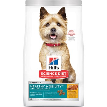 Hill's Science Diet Canine Small Bites Healthy Mobility 1.8kg Dry Dog Food