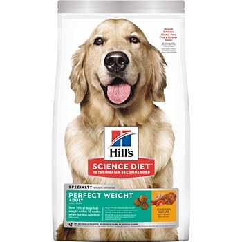 Hill's Science Diet Canine Perfect Weight 1.8kg Dry Dog Food