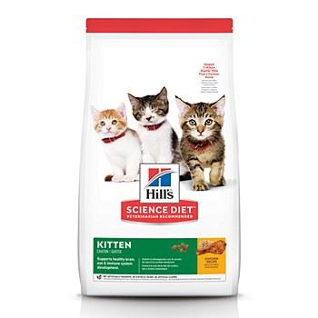 Hill's Science Diet Kitten Healthy Development 1.58kg Dry Cat Food