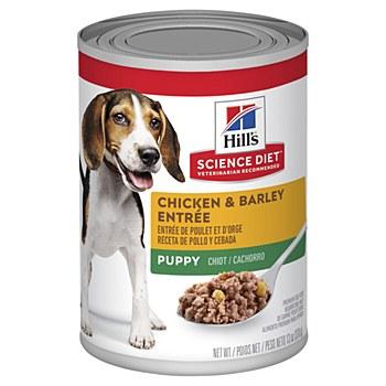 Hill's Science Diet Puppy Chicken & Barley Entree 370g Wet Dog Food