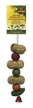 Birdie Peanut & Melon Balls Large Bird Toy