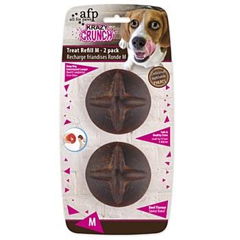 All For Paws Krazy Crunch Treat'A'Ball Refill Medium