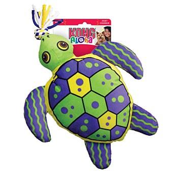 KONG Aloha Turtle Dog Toy Large