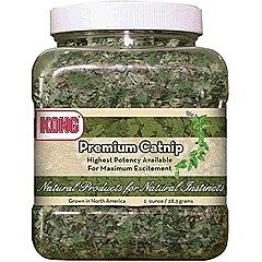 Kong Naturals Premium Catnip 28g