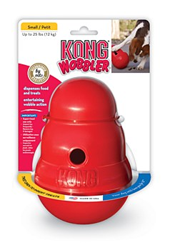 KONG Wobbler Dog Toy Small