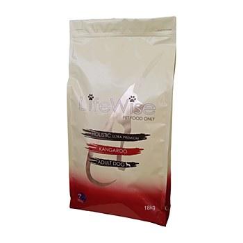 LifeWise Holistic Ultra Premium Kangaroo Adult Dog Dry Food 18kg