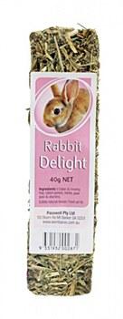 Passwell Rabbit Delight 40g Small Pet Treat
