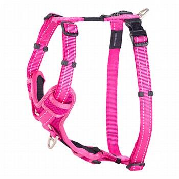 Rogz Control Dog Harness Medium Pink