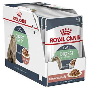 Royal Canin Digest Sensitive Care 12x85g Wet Cat Food