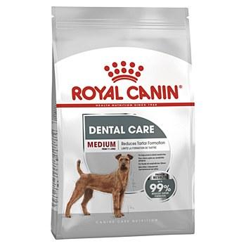 Royal Canin Medium Dogs Dental Care 10kg Dry Dog Food