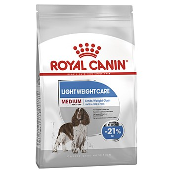 Royal Canin Medium Dogs Light Weight Care 3kg Dry Dog Food