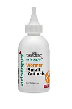 Aristopet Small Animal Wormer 125ml