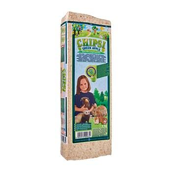 Chipsi Green Apple Small Pet Litter 1kg