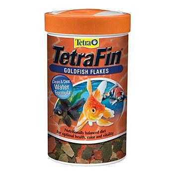 Tetra Fin Goldfish Flakes 200g Fish Food