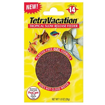Tetra Vacation Gel Block 30g Fish Food