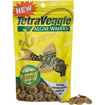 Tetra PlecoWafers for Algae Eaters 150g Fish Food