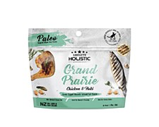 Absolute Holistic Grand Prairie Chicken & Hoki Cat Treats 50g