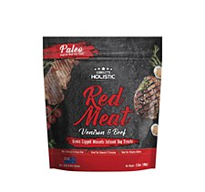 Absolute Holistic Red Meat Venison & Beef Dog Treats 100g