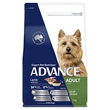 Advance Adult Small Breed Lamb 3kg Dry Dog Food