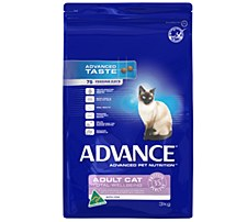 Advance Adult Cat Fish 3kg Dry Cat Food