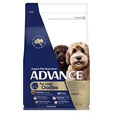 Advance for Large Oodles Salmon with Rice 2.5kg Dry Dog Food