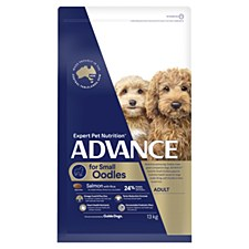 Advance for Small Oodles Salmon with Rice 13kg Dry Dog Food