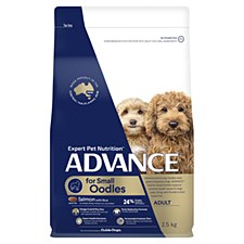 Advance for Small Oodles Salmon with Rice 2.5kg Dry Dog Food