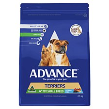 Advance Terriers Toy Small Breed Ocean Fish 2.5kg Dry Dog Food