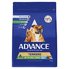 Advance Terriers Toy Small Breed Ocean Fish 13kg Dry Dog Food