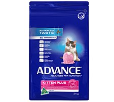 Advance Kitten Chicken 3kg Dry Cat Food