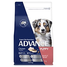 Advance Puppy All Breed Chicken 3kg Dry Dog Food