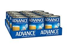 Advance Puppy Chicken and Rice 700g x 12 Wet Dog Food