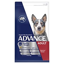 Advance Adult All Breed Weight Control Chicken 13kg Dry Dog Food