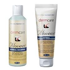 Dermcare Aloveen Starter Pack Shampoo & Conditioner