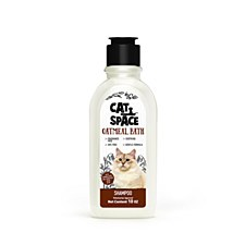 Amazonia Cat Space Oatmeal Bath Cat Shampoo 300ml