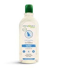 Amazonia Pet Shampoo Cat Bath 500ml