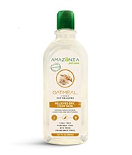 Amazonia Pet Shampoo Oatmeal 500ml