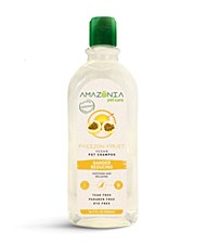 Amazonia Pet Shampoo Passion Fruit 500ml