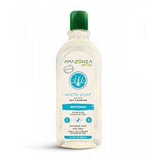 Amazonia White Coat Vegan Pet Shampoo 500ml