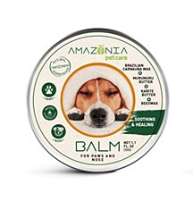 Amazonia Carnauba Wax Balm for Paws and Nose 30g