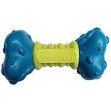 AnimaFlingers Classic Blue Dog Toy