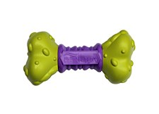 AnimaFlingers Super Size Green Dog Toy
