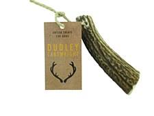 Dudley Cartwright Deer Antler Split Dog Treat Large